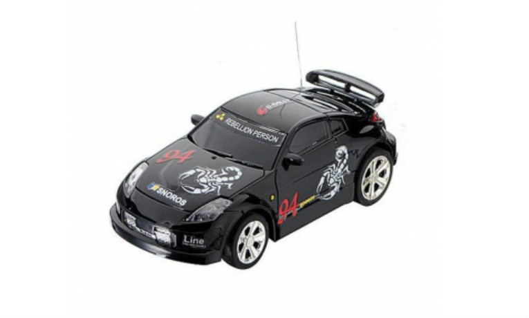 Shenqiwei 1:58 Coke Can Mini RC Car