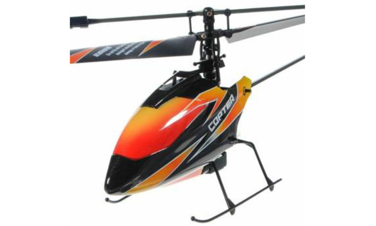 WLtoys V911 2.4GHz Remote Control RC Helicopter