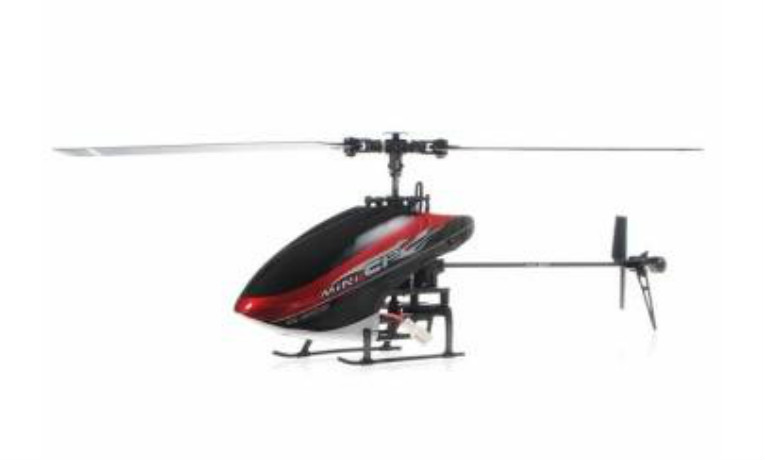 WALKERA Mini CP 6CH Flybarless 3-Axis-Gyro Telemetry Helicopter