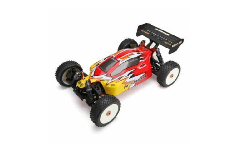 HOBIBA 1/8 2.4G Brushless Off-Road RC Car