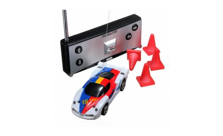 Shenqiwei Coke Can Mini 1/58 4CH Rc Car