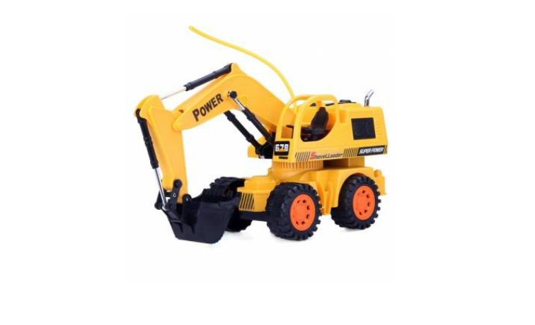 5 CH RC Engineering Car RC Excavator Toy Car