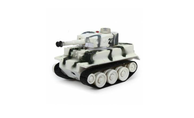Tank-7 1/48 Interactive War Micro Mini RC Battle Tank