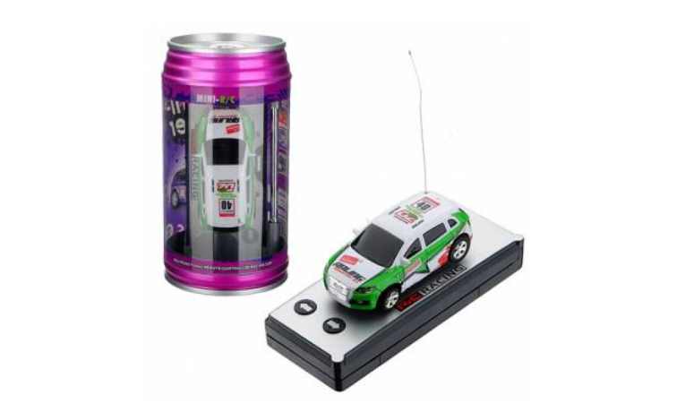Wltoys 2015-1A 1:63 Coke Can Mini RC Car Random