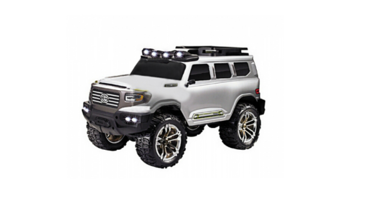 HG P401 1/10 2.4G 4WD Bigfoot Climbing Cars RC Model