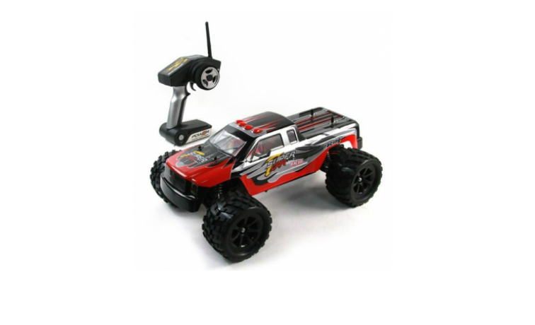 Wltoys L969 2.4G 1:12 Scale RC Cross Country Car