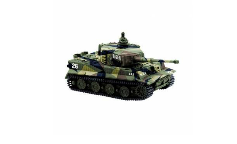 Great Wall 2117 Simulation Tiger RC Tank