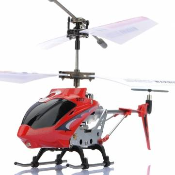 Genuine Syma S107G 3CH Infrared RC Helicopter