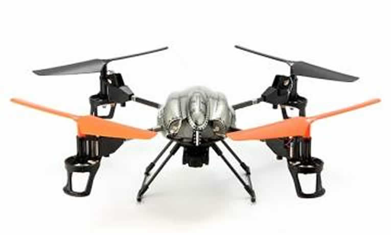 Wltoys V222 2.4G 6-Axis RC Quadcopter