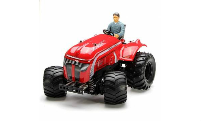 Wltoys P949 1/10 2.4GHz RC Stunt Monster Tractor RTR