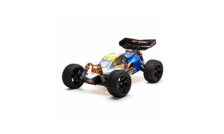 SST Racing 1937 Off-Road 4WD Brushless Buggy RTR