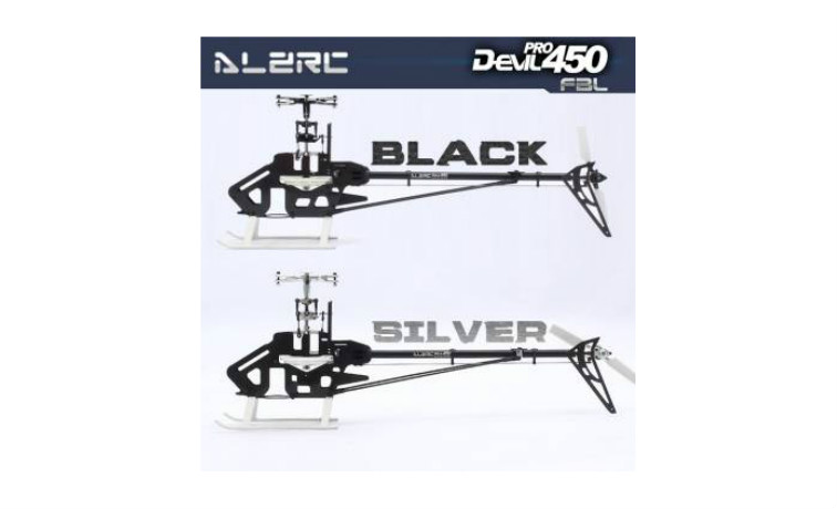 ALZRC Devil 450 Pro FBL Helicopter DIY Part