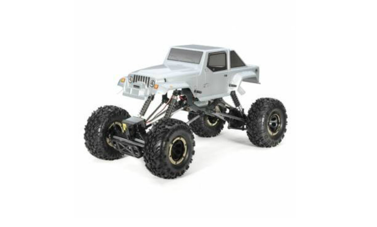HSP 94180L 1/10 4WD RC Car With Transmitter Extra Length