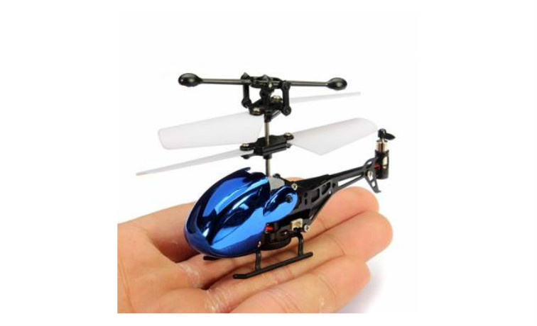 LH-1311 3.5CH Mini Micro RC Helicopter Mode 2