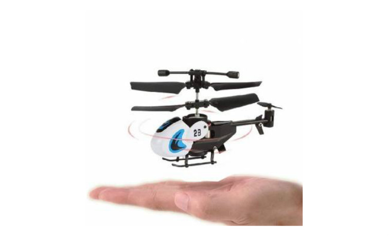HW7002 2.5CH Mini Micro RC Helicopter
