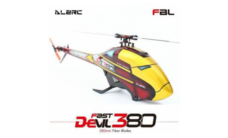 ALZRC Devil 380 FAST RC Helicopter Kit