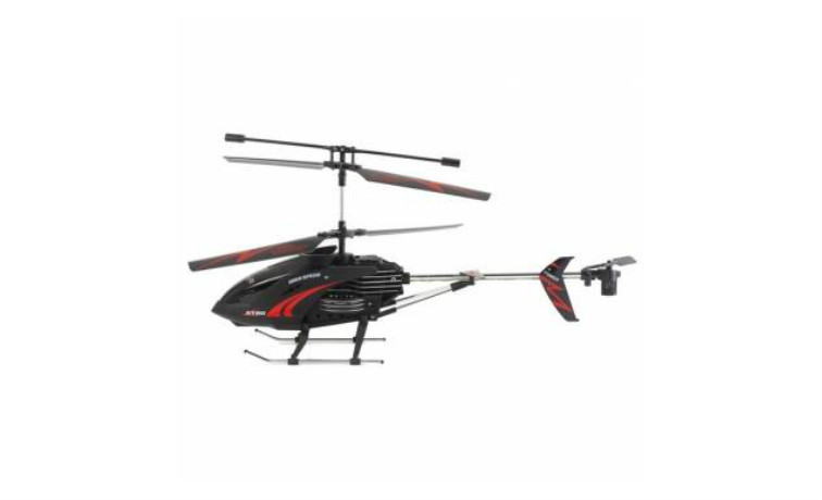 HELIWAY 3.5 RC Helicopter With Gyro Metal Alloy Frame