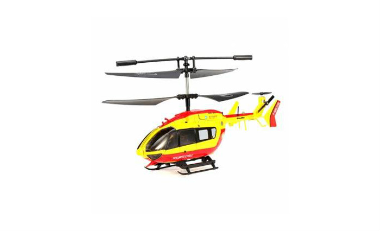 EC145 3CH I/R Alloy RC Helicopter With Gyro