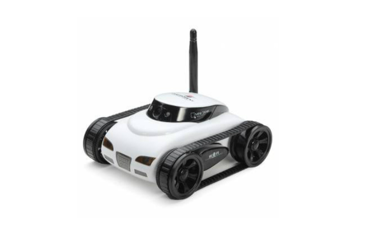 HappyCow RC Car Tank 777-270 Mini Wi-Fi Camera