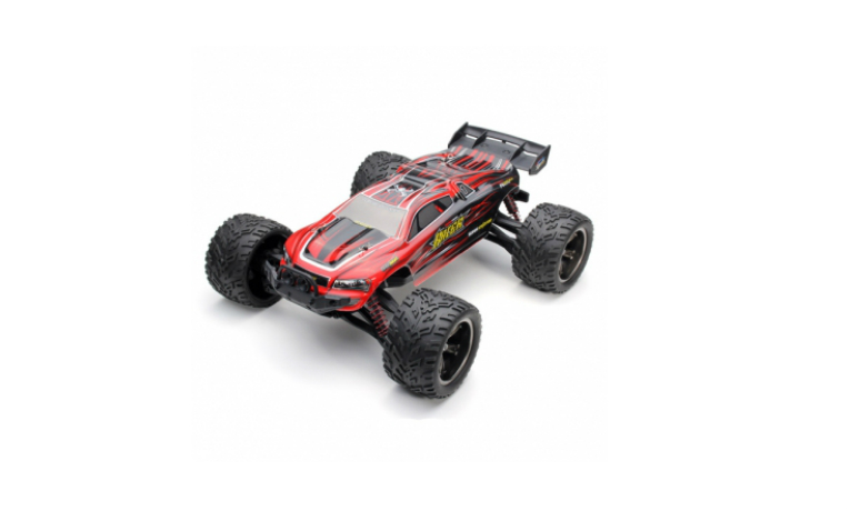 rc-cars-9116 1/12 2.4GHz 2WD Brushed RC Monster Truck RTR-5