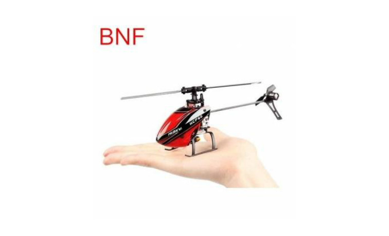 Hisky HCP60 2.4G 6CH Mini 6 Axis RC Helicopter