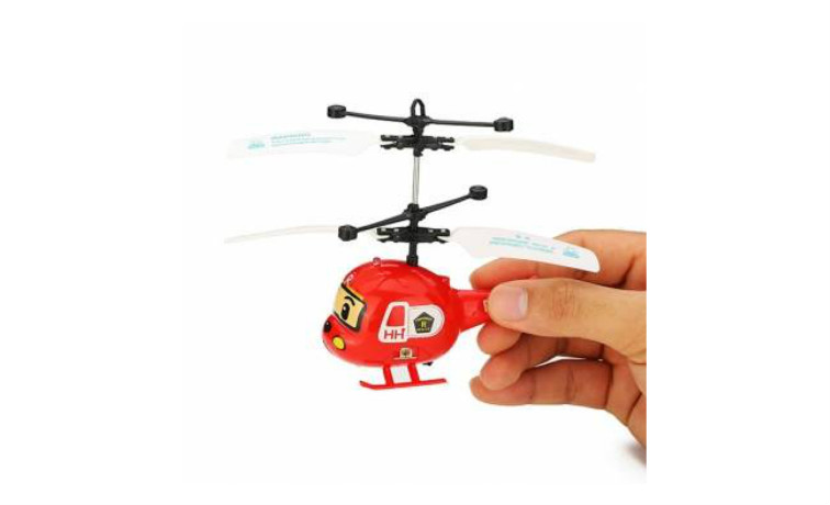 2CH Remote Control RC Flying Helicopter Aircraft