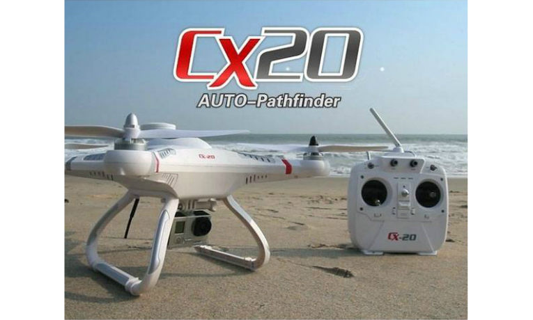 Cheerson CX-20 Auto-Pathfinder Quadcopter