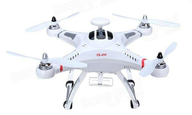 rc-quadcopters-Cheerson CX-20 Auto-Pathfinder Quadcopter-Cheerson CX 201