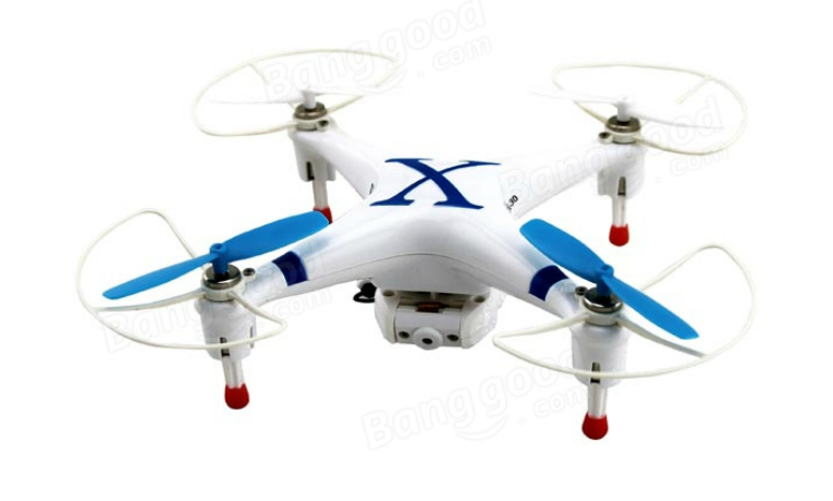 rc-quadcopters-Cheerson CX-30W WIFI Controlled RC Quadcopter For Iphone-Cheerson CX 30