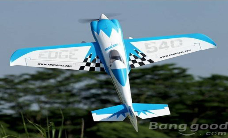 FMS Edge 540 V3 1300mm 3D FMS066 RC Airplane PNP