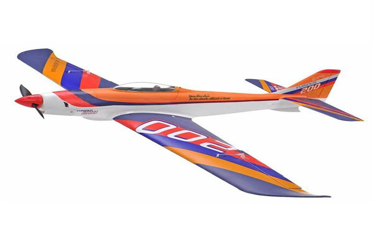 HSD Furious 200 1292mm High Speed Glider PNP