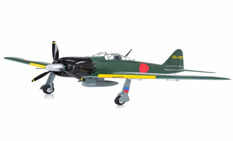 HSD Zero 1100mm Wingspan Warbird RC Airplane PNP