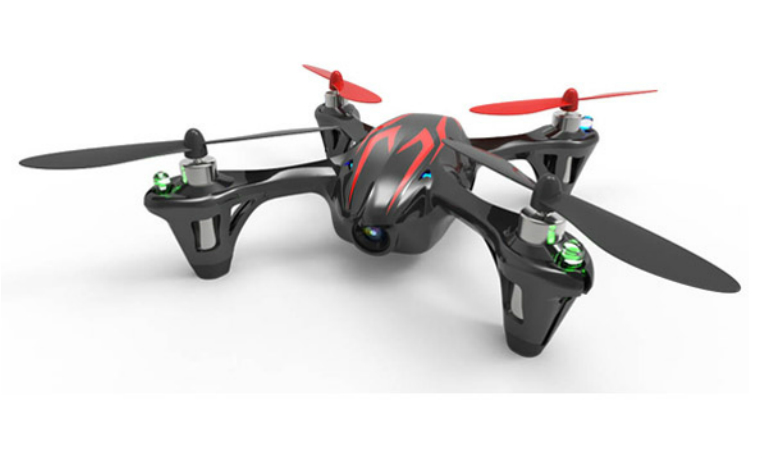 Hubsan X4 H107C Upgraded4CH RC Quadcopter With 2MP Camera