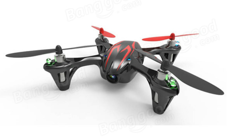 Hubsan X4 H107C RC Quadcopter With 2MP Camera