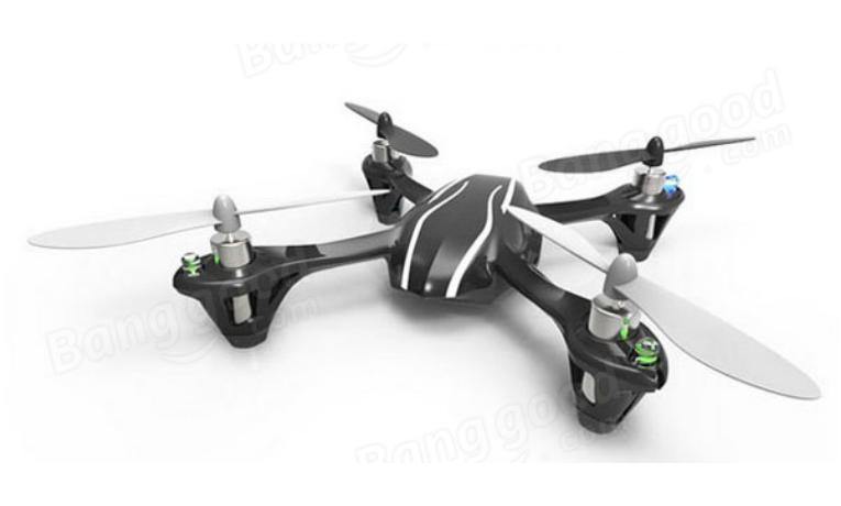 Hubsan X4 V2 H107L 4CH RC Quadcopter
