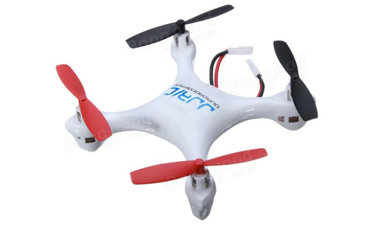 JJRC 1000A 6 Axis Gyro LCD RC Quadcopter With LED