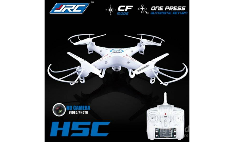 JJRC H5C Headless Mode One Key Return RC Quadcopter
