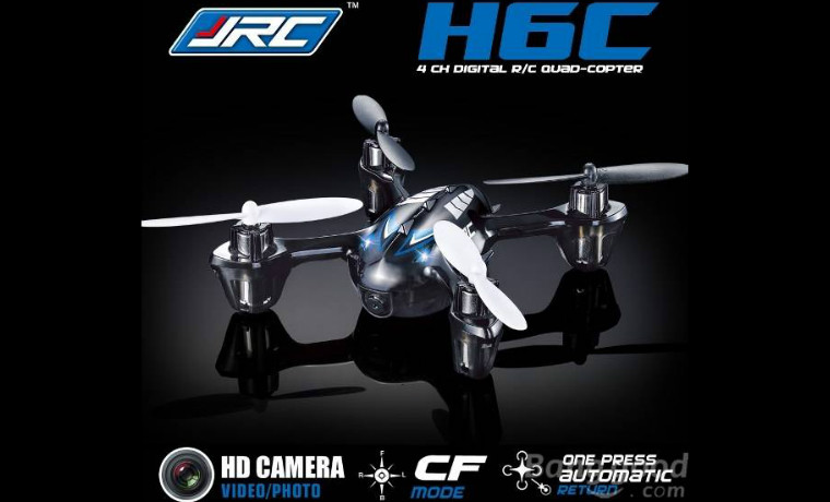 rc-quadcopters-JJRC H6C Headless Mode Quadcopter with Camera-JJRC H6C