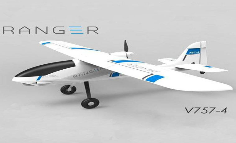 Volantex Ranger 757-4 FPV 1380mm Wingspan EPO RC Airplane KIT
