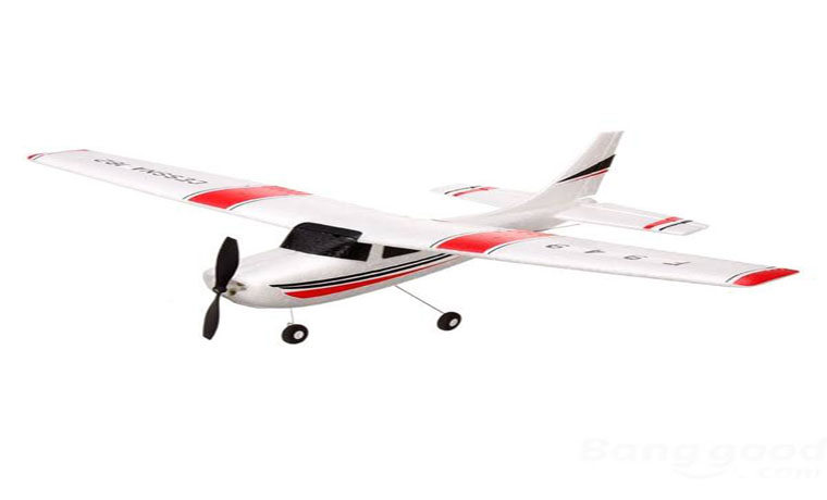 WLtoys F949 3CH 2.4G Cessna 182 RC Airplane
