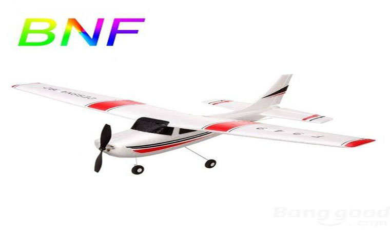 WLtoys F949 2.4G 3CH Cessna 182 RC Airplane Without Transmitter