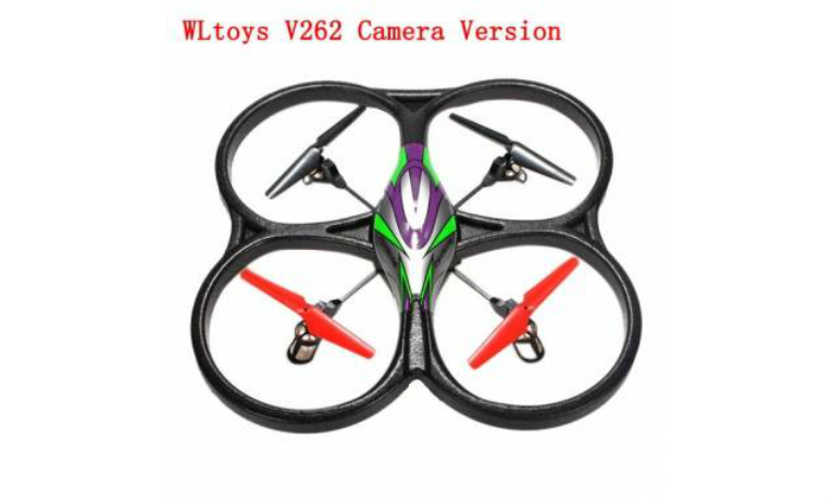 WLtoys V262 Cyclone 4CH RC Quadcopter Camera Version