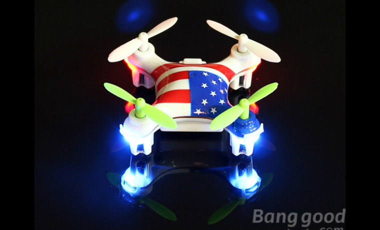 WLtoys V676 Super Mini UFO Quadcopter