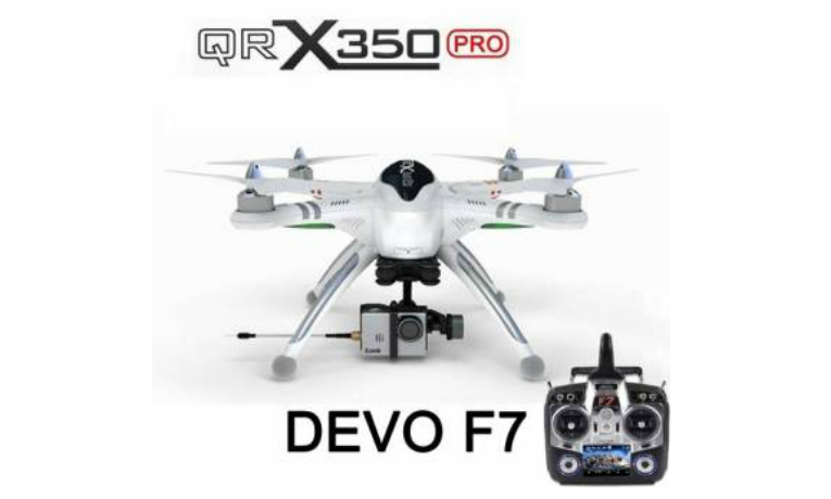 rc-quadcopters-Walkera QR X350 Pro RC Quadcopter DEVO F7 For Gopro 3-Walkera QR X350 Pro4