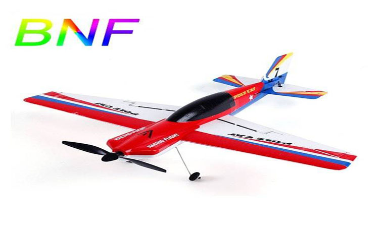 WLtoys F939 2.4G 4CH 6 Axis EPS RC Airplane