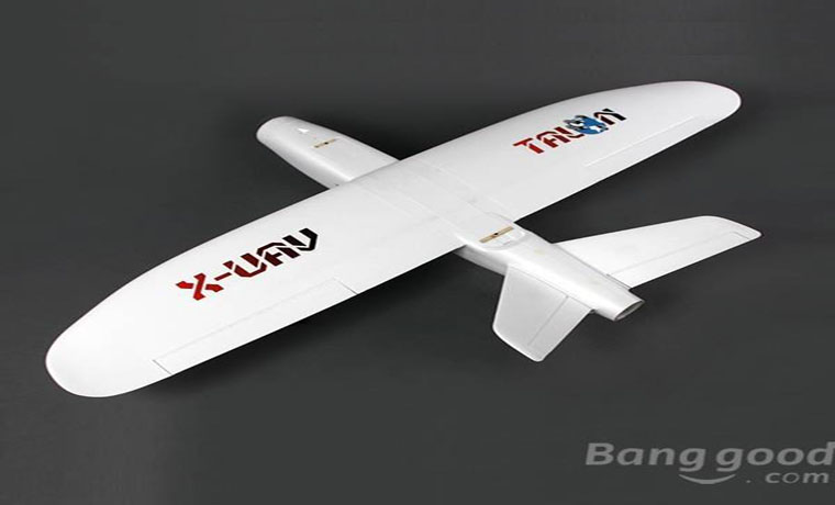 X-UAV Talon EPO 1718mm Wingspan FPV Plane Aircraft Kit V3