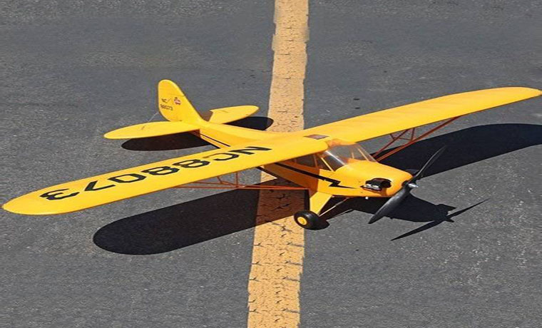Air Fly AF-S010 J-3 NC88073 1400mm Wingspan RC Airplane PNP