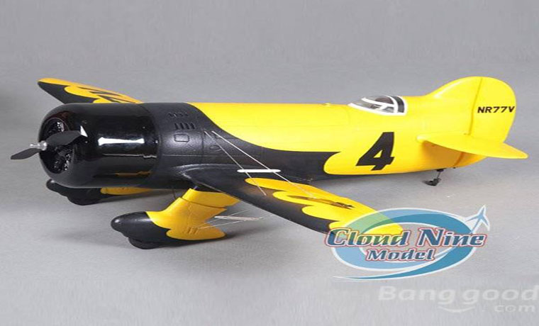 Cloud Nine Model 980mm Gee Bee RC Airplane PNP