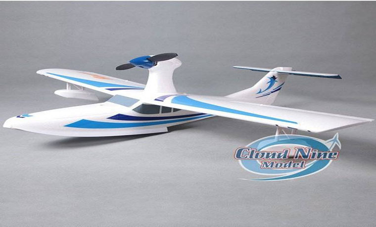 Cloud Nine Model 1055mm Seagull RC Aircraft Seaplane PNP