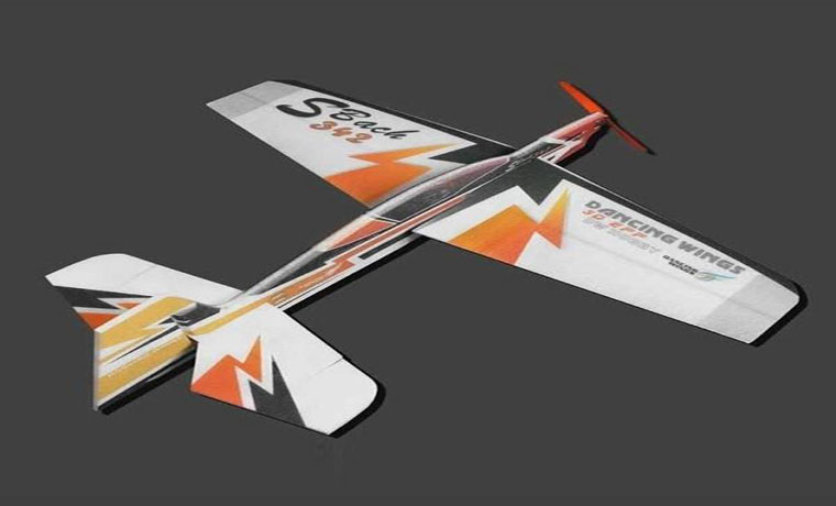 DW Hobby Sbach 342 EPP 1000mm 39 Wingspan RC Airplane Kit